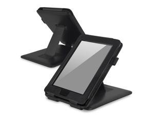 eForCity Leather Case with Stand Compatible With Amazon Kindle Paperwhite, Black