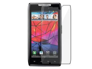 eForCity Motorola Droid Razr XT910 Screen Protector - [5-Pack] Reusable Screen Protector Shields For Motorola Droid Razr ...