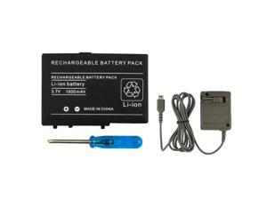 For Nintendo DS Lite DSL AC Adapter Charger + Battery
