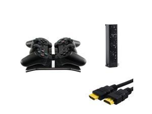 For PS3 Accessory USB Controller Charger + Fan + HDMI Cable
