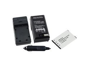 eForCity NP-20 Battery+Charger Compatible With Casio Exilim Ex-Z75 Z77 S770