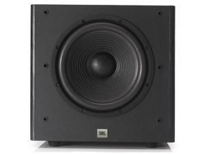 "JBL Arena Sub 100P 10"" 100W Powered Subwoofer with High-Efficiency Class D Amplifier (Black)"