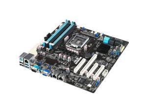 Asus P9D-MV Server Motherboard - Intel C222 Chipset - Socket H3 LGA-1150