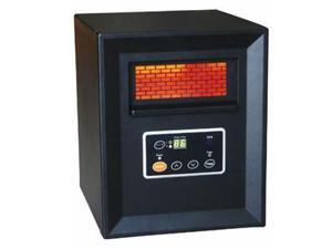 GC Compact Quartz Heater Blk