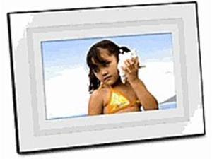 Kodak EasyShare M820 8-inch Widescreen Digital Photo Frame - 128 MB Memory - 800 x 480 Resolution
