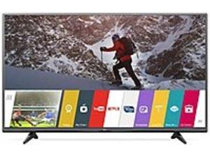 LG 55UF6800 55-inch LED Smart 4K Ultra HDTV - 3840 x 2160 - TruMotion 120 Hz - Quad-Core Processor - webOS 2.0 - Wi-Fi - HDMI