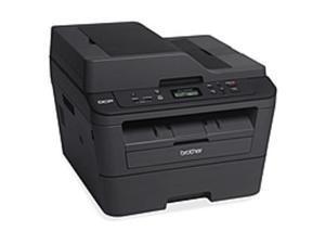 Refurbished: Brother DCP-L2540DW Laser Multifunction Printer - Monochrome - Plain Paper Print - Desktop - ...
