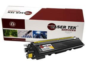 Laser Tek Services® Brother TN210 (TN-210Y) Yellow Compatible Replacement Toner Cartridge