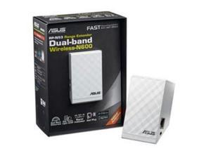 ASUS RP-N53 Dual-Band wireless-N600 Repeater and Audio streamer