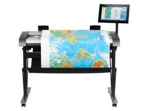 HP G6H51B#B1K Large Format up to 1200 dpi USB / Etherent color Sheet Fed Document Scanners