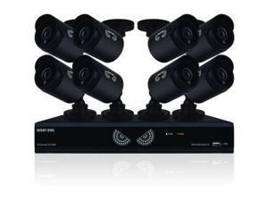 NightOwl 16 Channel 1080 Lite HD Analog Video Security System with 1TB HDD and 8 x 720p HD Wired Cameras