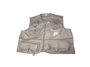 Eagle Claw Adult Fishing Vest Medium FVA-M