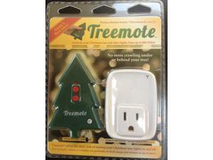 Treemote - Wireless Remote Switch for Christmas Tree Lights Up to 80ft - MTGJ777