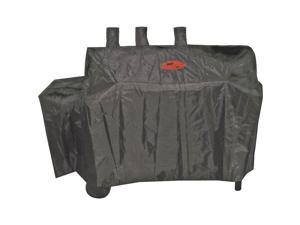 Duo Barbecue BBQ Grill Cover CHAR-GRILLER Grill Accessories - Generic 8080