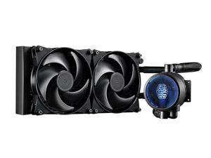 MasterLiquid Pro 280 All-In-One CPU Liquid Cooler with FlowOp Technology