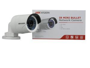 Hikvision DS-2CD2042WD-I 4MP Full HD WDR IR Bullet Network Camera US English Retail Version Home Security IP CCTV 4mm