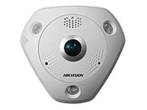 Hikvision DS-2CD6332FWD-IS 3MP WDR Panorama 360 degree Fisheye Network IR surveillance Camera