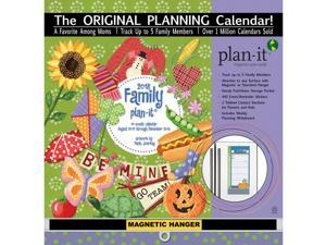 Family Plan-It Plus Wall Calendar by Avalanche Publishing