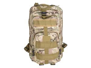 16658989e2 30L Hiking Camping Outdoor Sport Backpack 600D Oxford Travel Military Bag  CP Camouflage