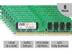 MEMORY FOR APPLE MAC PRO DDR2 PC2-5300 667MHz ECC FULLY BUFFERED 32GB 8X4GB