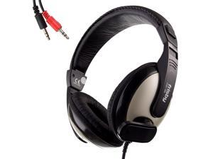 d74b88b633b Super Bass Stereo Computer Notebook PC Laptop Headphone Headset w/  Microphone