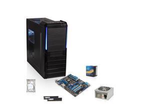 Intel Core i5-3570K Quad-Core Processor, ASUS P8Z77-V LK Z77 Motherboard, G.Skill DDR3 16GB Memory, Seagate 2TB HDD, Apex ...