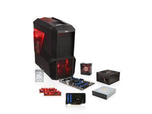 AMD FX-8350 4.0GHz Eight-Core CPU, MSI 970A MOBO, MSI Radeon HD 7770 1GB, G.SKILL 8GB MEM, Seagate 1TB HDD, SAMSUNG 24X DVD ...