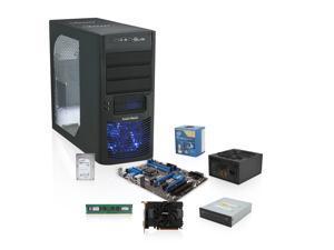 Intel Core i5 Haswell 3.0GHz Quad-Core CPU, MSI B85 MOBO, MSI GeForce GTX 650 1GB, Kingston 4GB MEM, Seagate 1TB HDD, SAMSUNG ...