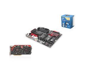 Upgrade Series UIM-9130: Intel i5-4670K 3.4GHz Quad-Core, Z87, GTX 770 2GB