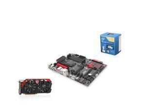 Upgrade Series UIM-6130: Intel i5-4670K 3.4GHz Quad-Core, Z87, GTX 760 2GB