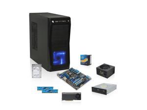 Meridian Series GIA-6131M: Intel i5-3570K 3.4GHz Quad-Core, ASUS Z77, GeForce GTX 660 2GB, 630W, 8GB DDR3 1600, 1TB, DVD ...