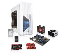 iVektor Meridian Series GAM-9140M: AMD FX-8350 4.0GHz Eight-Core, AM3+ 970, Radeon R9 270, Ripjaws X 8GB MEM, 128GB SSD, ...