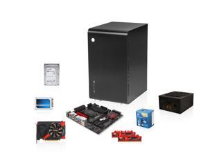 Legacy Vertex Series GIM-K140S: Intel i7-4770K 3.5GHz Quad-Core, Z87 MOBO, GeForce GTX 760 Mini, Ripjaws X 8GB, 120GB SSD, ...