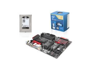 Upgrade Series UIM-6141: Intel i5-4670K 3.4GHz Quad-Core, WD 1TB HDD, MSI Gaming MoBo