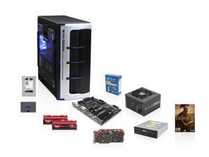 Expect Extreme GIA-K140K:  Intel Core i7-4820K 3.7Ghz Quad Core, X79 Motherboard, GTX 770 2GB, 16GB RAM 1866, 16X BD-R, 1TB ...