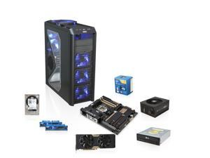 Twelve Hundred Vertex Series GIA-K140X: Intel Core i7 3.5GHz Quad-Core, SABERTOOTH Z87, GeForce GTX 770 2GB, Ripjaws X 16GB ...