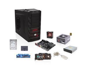 Destroyer Class AG-K140K: AMD FX-8350 4.0GHz Eight Core, 990FX Motherboard, R9 290 4GB, 8GB RAM, 16X BD-R, 1TB Hard Drive, ...