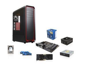 Nineteen Hundred Vertex Series GIA-K140X: Intel Core i7 3.6GHz Quad-Core, SABERTOOTH Z97, GeForce GTX 770 2GB, Ripjaws X ...