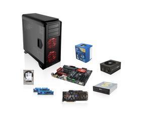 Graphite 760T Vertex Series GIG-K140M: Intel Core i7 3.6GHz Quad-Core, G1.Sniper Z97, GeForce GTX 770 2GB, Ripjaws X 16GB ...