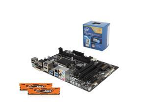 Upgrade Kit EIG3140: Intel i3-4330 3.5GHz Dual Core, Gigabyte H81, G.Skill 8GB 1600MHz RAM