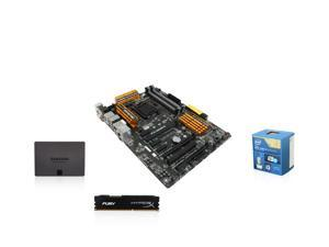 SuperCombo Upgrade Pack: Intel Core i5-4670K Haswell 3.4GHz Quad-Core CPU, GIGABYTE Z97 UD3H MOBO, SAMSUNG 840 EVO 120GB ...