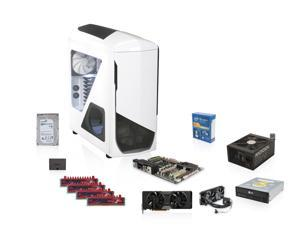 Maximum PC June Blueprints - Performance: NZXT Phantom 530, 1000W Silver PSU, X79 Motherboard, Intel Core i7-4820K 3.7GHz ...