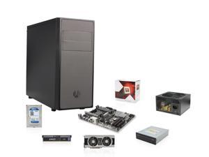BitFenix Neos: AMD FX-6350 3.9GHz Six Core, Gigabyte GA-970A-UD3P, Corsair 8GB RAM, XFX HD 7870 2GB, Western Digital 1TB ...