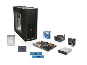 Maximum PC's July Blueprints - Corsair Vengeance C70 Black, Seasonic 750W PSU, Gigabyte Z97 MB, Intel Core i5-4670K 3.4GHz ...