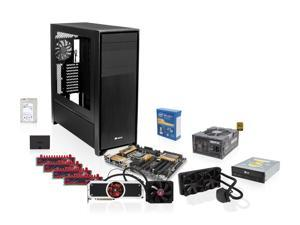 Maximum PC's July Blueprints - Corsair Obsidian 900D, XFX 1250W PSU, ASUS X79 MB, Intel Core i7-4930K 3.4GHz Six Core, CM ...