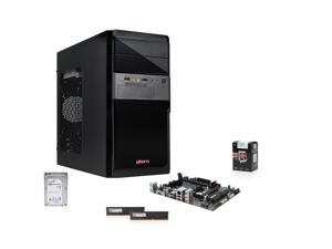 Pioneer Series EAG-6140: AMD A10-5800K 3.8GHz Quad-Core CPU, Gigabyte A55 Motherboard, G.Skill 8GB 1600MHz RAM, Seagate 1TB ...