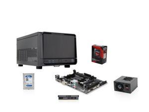 SFF Series: AMD A10-7850K 3.7GHz Quad Core APU, Gigabyte GA-F2A78M-HD2, Corsair 8GB RAM, Western Digital 1TB Hard Drive, ...
