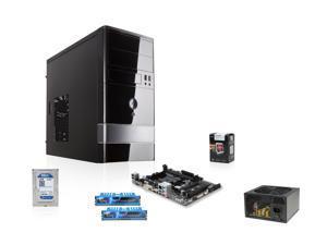 Pioneer EAG-3140K: AMD A10-5800K 3.8GHz Quad Core APU w/ Radeon HD 7660D, Gigabyte GA-GA-F2A78M-HD2 Motherboard, G.SKILL ...