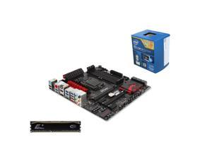 SuperCombo Upgrade Pack: Intel Core i5-4590 Haswell Quad-Core 3.3GHz CPU, MSI Z87M GAMING MOBO, Team Elite Plus 8GB MEM