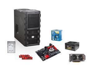 Budget Elite Combo: Intel Core i7-4790K Quad-Core 4.0GHz, Gigabyte GA-Z97X-SLI ATX, G.Skill Ripjaws 8GB DDR3 1600, Zotac ...